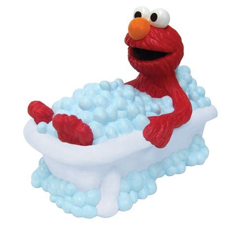Amazoncom Sesame Street Elmo Shower Spray, Red Baby
