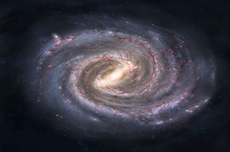 suffering spitzer boffins discover milky ways missing