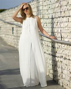 21 white maxi dress designs ideas design trends for White maxi dress for beach wedding