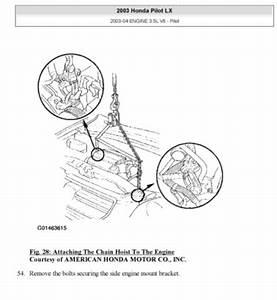 2003 - 2006 Honda Pilot Service  U0026 Repair Manual