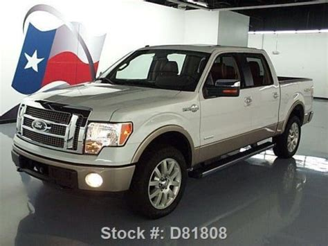 buy   ford   king ranch crew ecoboost  nav