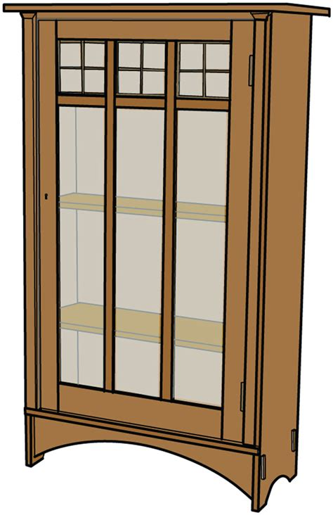 woodwork stickley bookcase plans  plans