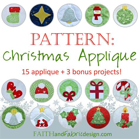Applique Patterns Quilt Pattern And Winter Applique Gift Ideas
