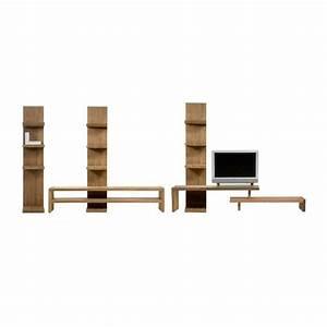 Meuble Tv Etagere : le meuble tv tag re mix la maison coloniale ~ Teatrodelosmanantiales.com Idées de Décoration