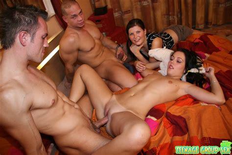 Teenage Group Sex