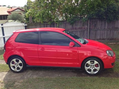 polo 9n gti 2006 volkswagen polo gti 9n for sale qld brisbane