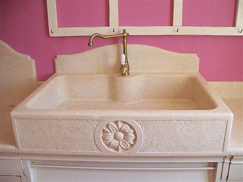 lavelli in pietra da cucina lavello da cucina in pietra lavelli su misura per la casa