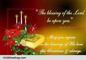 Christmas, Religious, Blessings, Cards, Free, Christmas