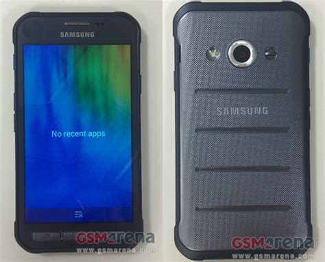 samsung galaxy xcover 3 shown in leaked