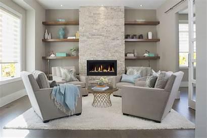 Living Fireplace Elegant Whole