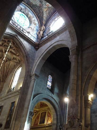 Cathedral Braga Portugal Interior Architecture Worldalldetails