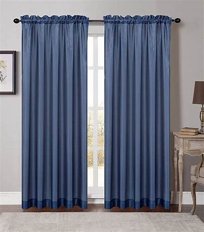 Sheer Panels Colors Curtain Soho Drapery Panel