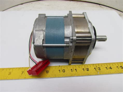Electric Stepper Motor by Superior Electric Ss241g5 Synchronous Stepper Motor 120v 0