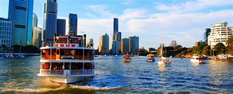 Boat Cruise Brisbane by Brisbane River Cruises Boat Tours 2018 Book Now