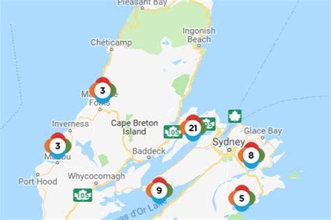 power  cape breton island local