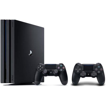 Playstation 4 Console by Playstation 4 Pro Console Bundle Ps4 Pro 1tb Console Two