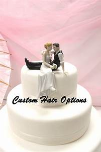 Personalized Wedding Cake Topper - Wedding Couple - Look ...