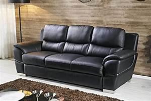 Ledercouch 3 Sitzer : designer couches ledersofa leder sofa 3 sitzer garnitur couch 4572 3 s m bel24 ~ Indierocktalk.com Haus und Dekorationen