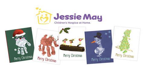 brand  christmas cards  jessie