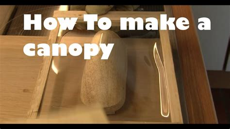 How To Make Fall Decorations At Home: How To Make A Canopy