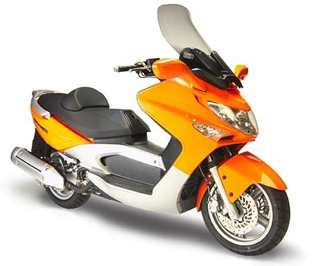 Review Kymco K Xct 200i by 2006 Kymco Xciting 250