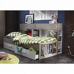Jugendbett Mit Stauraum : stauraumbett ~ Watch28wear.com Haus und Dekorationen