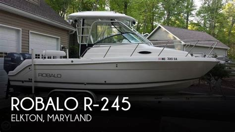 Robalo Boats Maryland by Walkaround Boats For Sale In Maryland