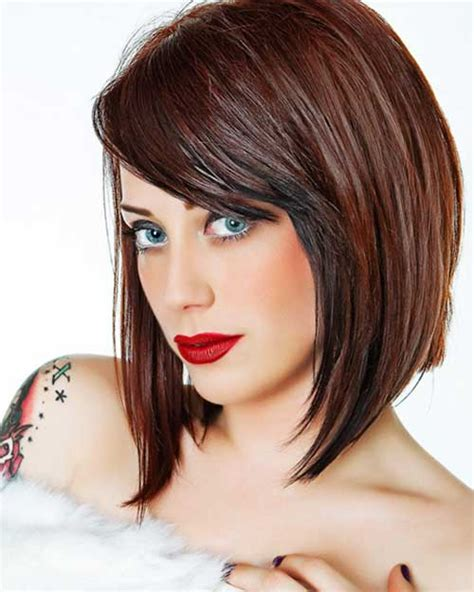 thick medium length hairstyles hairstyles haircuts