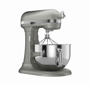 KitchenAid Stand Mixer Professional 600 6 Qt Nickel Pearl