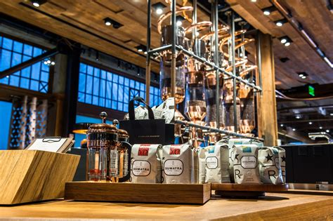 Starbucks Of The Future Is Here    And It Looks Awesome   Business Insider