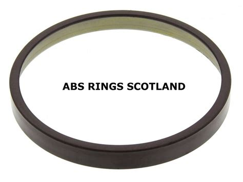 abs magnetic ring  mercedes benz  class  rear ebay