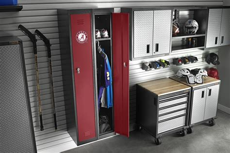 Gladiator Garage Storage Nz by Gear Up With Team Colors Remodeling Design Interiors