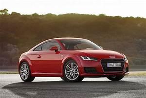 Audi Tt 180 : audi tt 1 8 tfsi 180 nouveau moteur d 39 entr e de gamme pour le tt l 39 argus ~ Farleysfitness.com Idées de Décoration