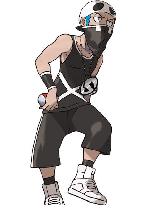 pokemon   evil team skull revealed  pokemon