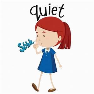 Quiet Students Clipart - ClipartXtras