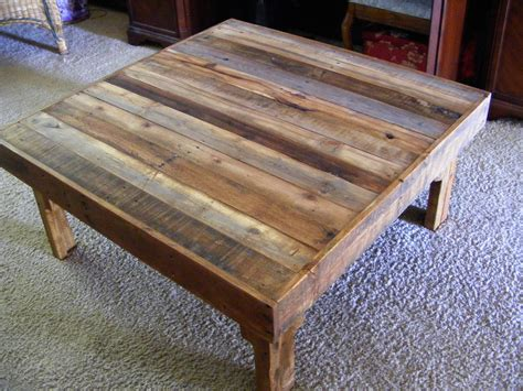 rustic wood table ls reserved order for megan large square rustic reclaimed