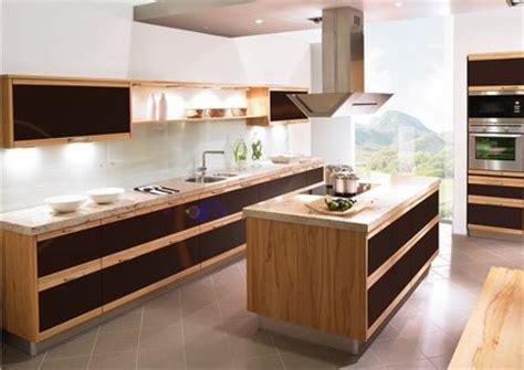 estilos de cocinas de madera del estilo rustico  la