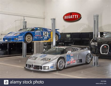 A set of regulations for 1994 24 hours of le mans basically allowed production cars to enter the race. 1994 Bugatti EB110 LM Le Mans race car and right. 1995 ...