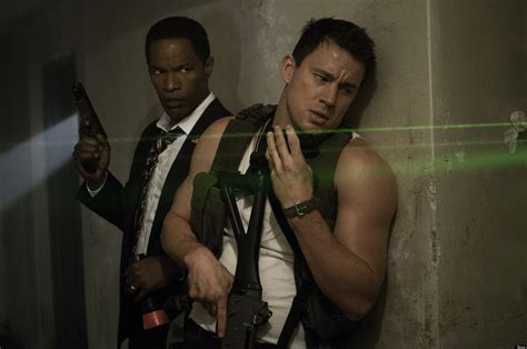 'white House Down' Trailer & The Year Of The Buddy Movie