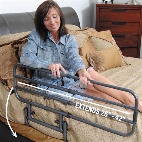 stander ez adjust bed rail stander 8000 ez adjustable bed rail