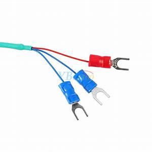 304ss Pt100 Rtd Thermistor Sensor Probe Pid Temperature 1