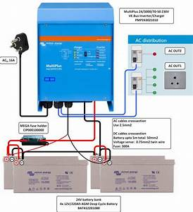 Multiplus Backup Only 3000va    24 Volt  Victron Energy