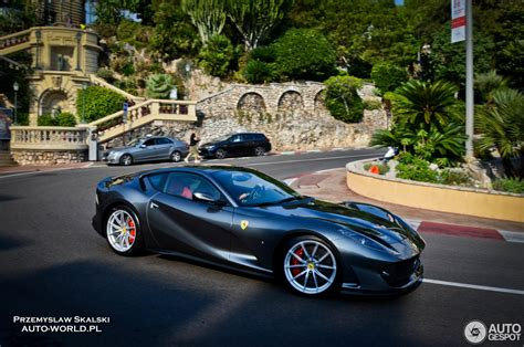 Car sales statistics are from the following countries: Ferrari 812 Superfast - 6 October 2017 - Autogespot