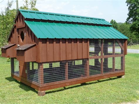 Backyard Chicken Coop Kit by How To Build A Backyard Chicken Coop Ebay