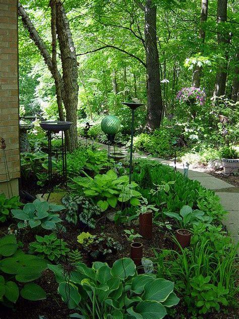 shade garden ideas pictures photograph side yard garden quot s