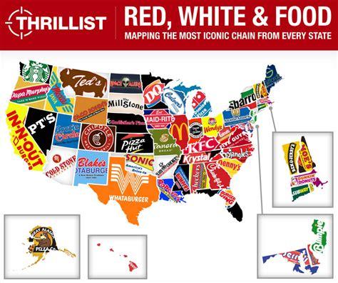 usa cuisine 40 maps that explain food in america vox com