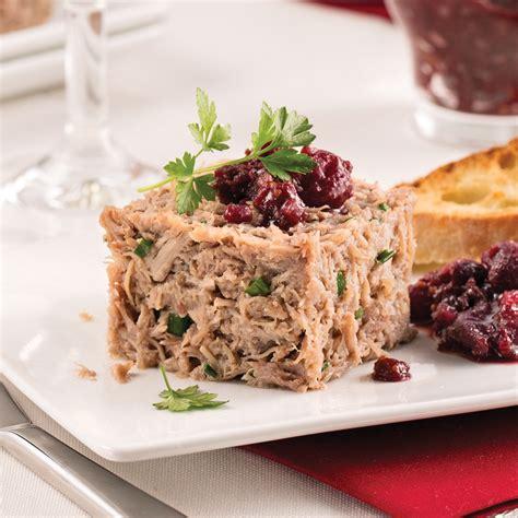 cuisine canard rillettes de canard recettes cuisine et nutrition pratico pratique