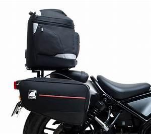 Honda Cmx 500 : honda cmx 500 rebel luggage system ventura mca ~ Jslefanu.com Haus und Dekorationen