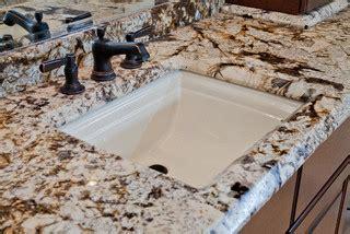 countertop kitchen sink juperana delicatus granite tub surround matching 2681