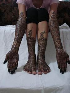 Bridal Mehndi Designs For Full Hands And Legs 2018 Images